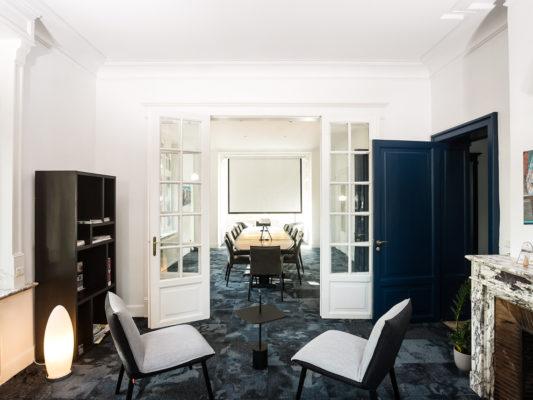 Salle de réunion | photographie archi bureaux| Lille