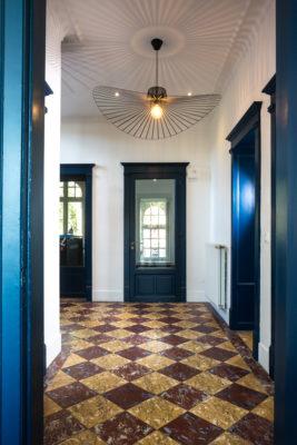 Hall d'entrée | photographie archi bureaux| Lille
